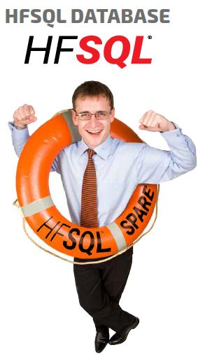 HFSQL Spare Server