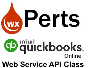 Quickbooks Online APIClass